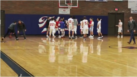 Video: Checking In With Falcon Winter Sports Players and Fans