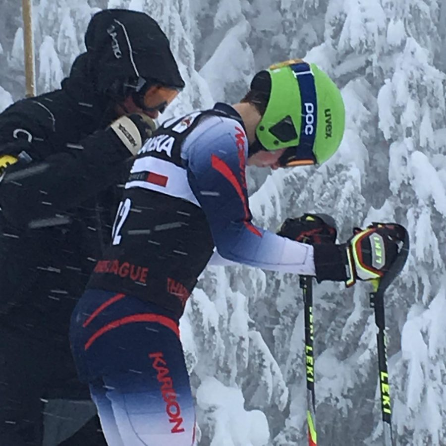 Overcoming the Bad Weather, La Salle Ski and Snowboard Teams Look Forward to State