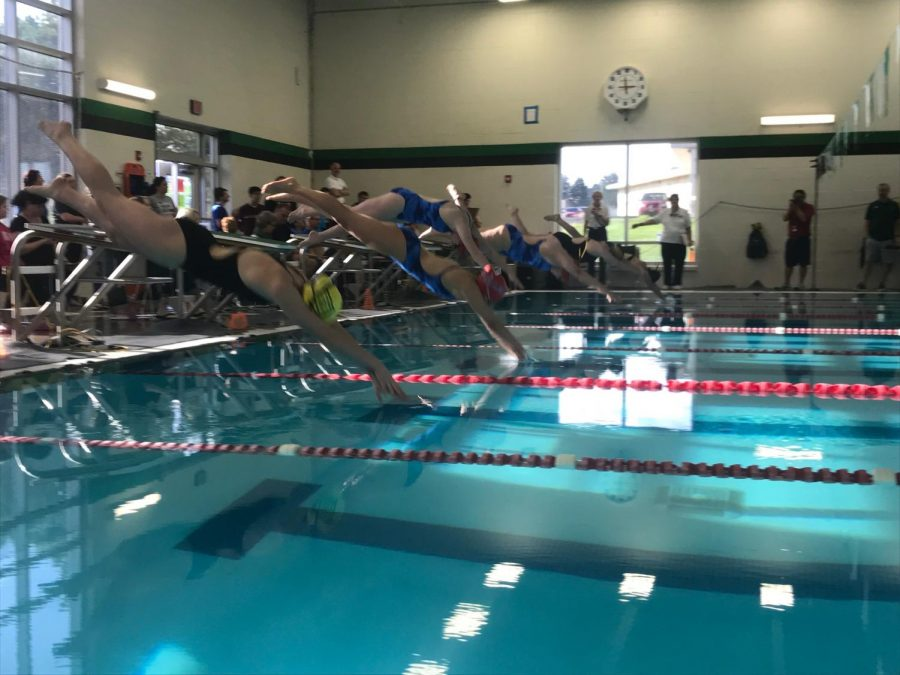 After a Strong Performance at Districts, La Salle Swimmers Prepare for State
