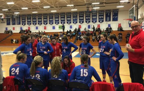 Now Six Time League Champions, Girls Basketball Team Seeks Third State Title in Five Years