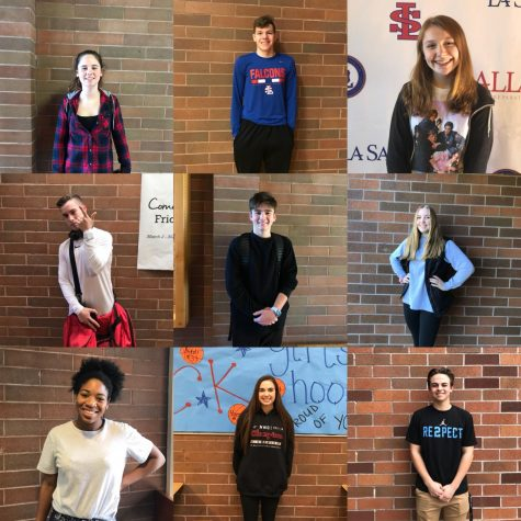 Seven Seniors Reflect on Their High School Experience and Future