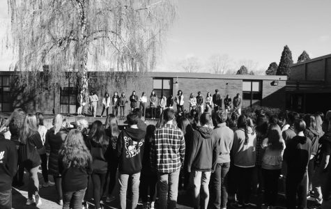Photo and Video Feature: La Salle's Walkout in Memory of Parkland Victims