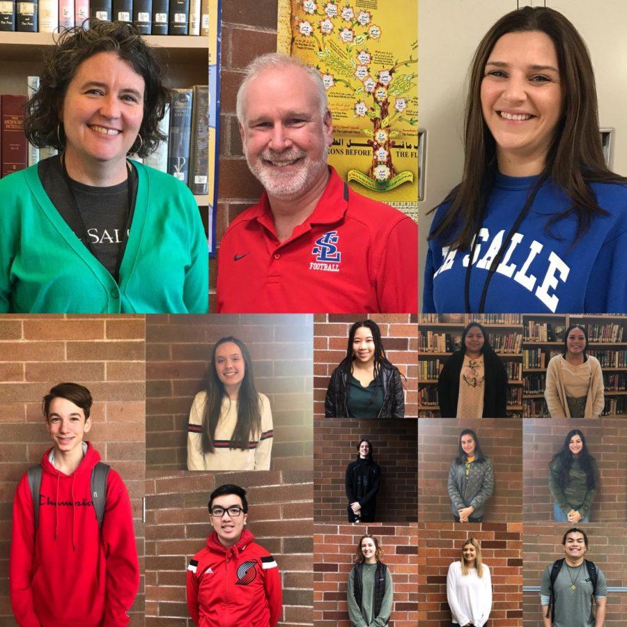 Humans of La Salle: Spring Break Plans