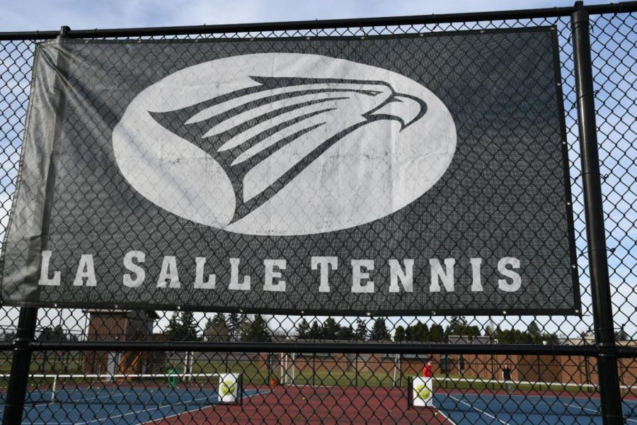 Spring Sports in Action: Girls Tennis