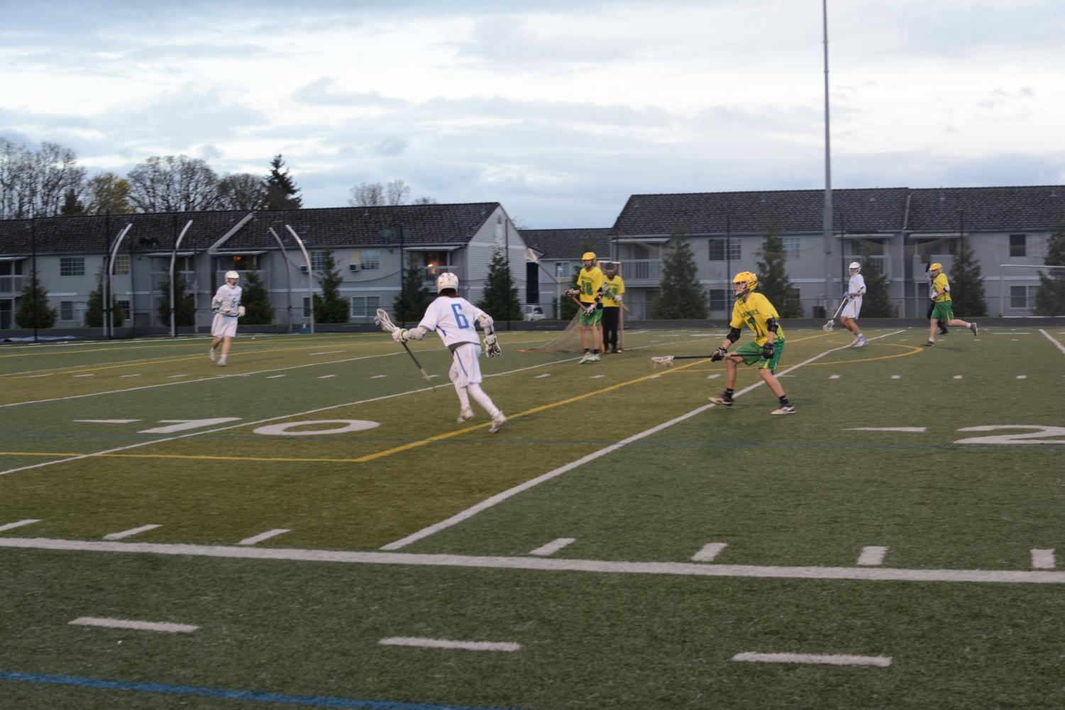 Boys+Lacrosse+Defeats+Cleveland+Warriors+in+Double+Overtime