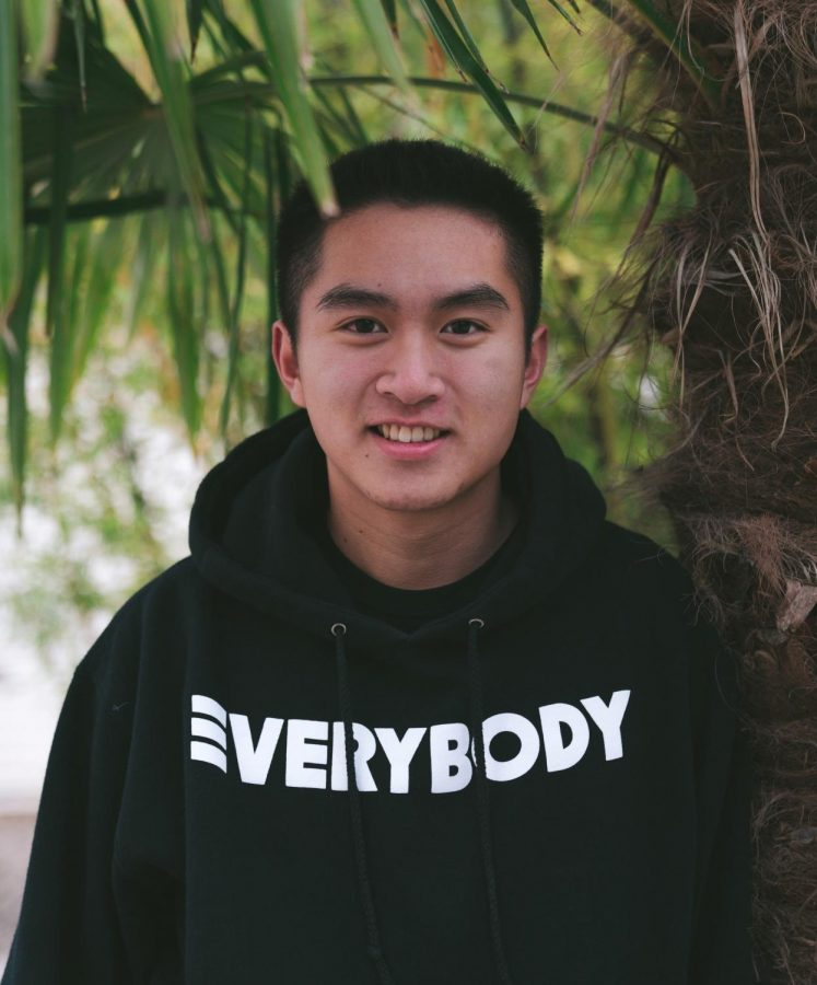Student of the Week: Andy Nguyen