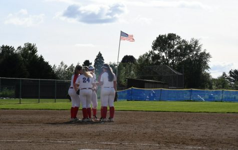 Spring Sports in Action: Softball