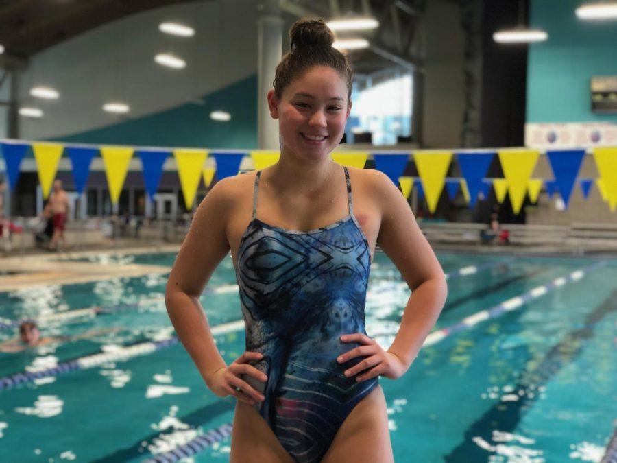 Next Level Seniors: Sydney Nakagawa Dives Into Her Next Adventure as a Collegiate Athlete