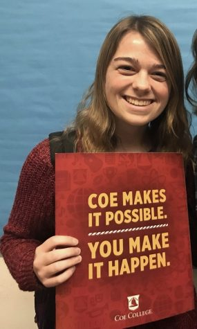 Next Level Seniors: Tennis Commit Michaela Pinto Continues On to Coe College