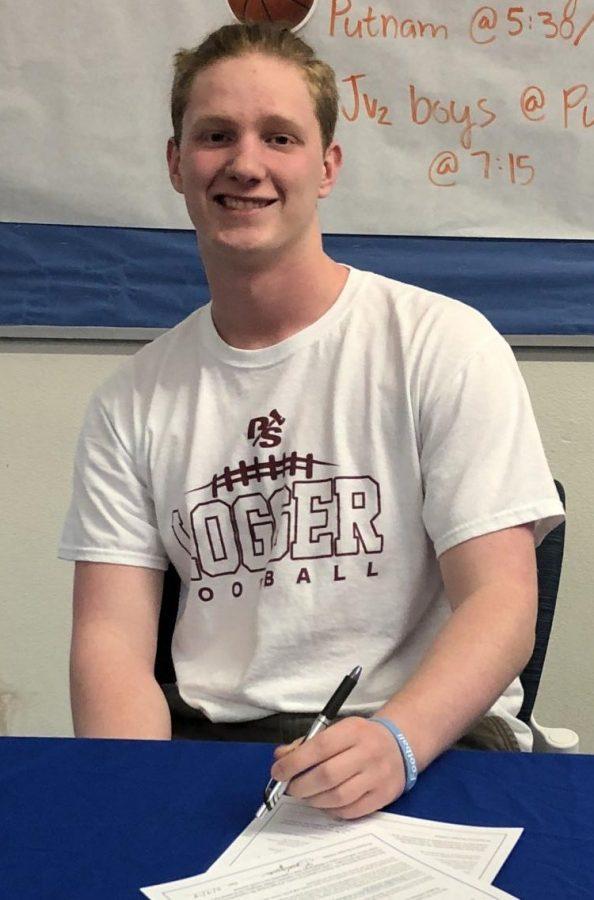 Next Level Seniors: Isaac Bridgeman Becomes a Logger