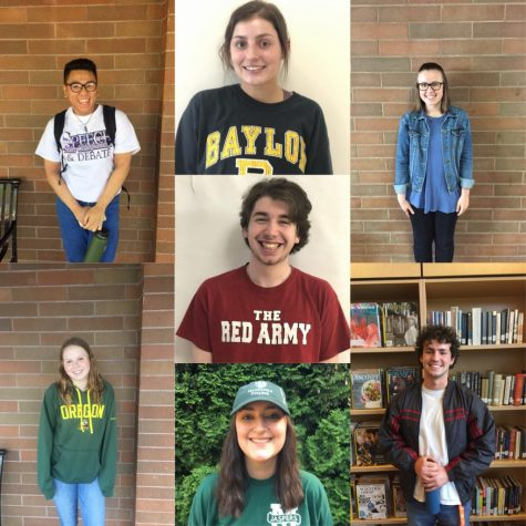 Close to Home or Across the Country: Seven Seniors Reflect on the College Application Process