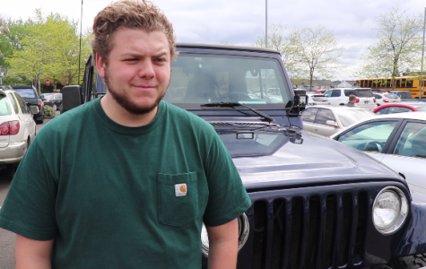 Humans of La Salle Video Feature: Ben Wease, Jeep Aficionado