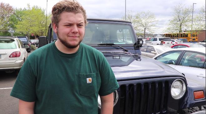 Humans of La Salle Video Feature: Ben Wease, Jeep Aficionado