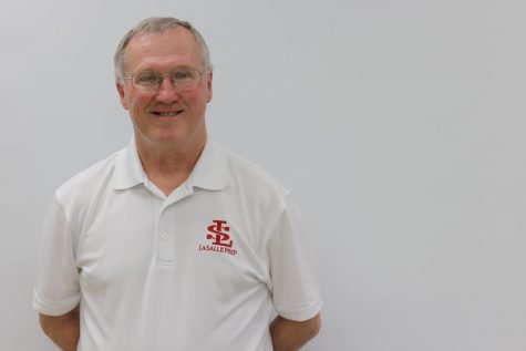 La Salle's Health Teacher and Tennis Coach Mr. Devenney Retires After 31 Years of Teaching