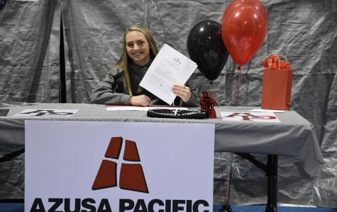 Next Level Seniors: Kendal Shride Joins Azusa Pacific University's Acro & Tumbling Team