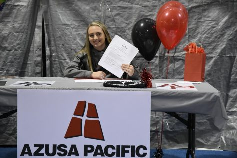 Next Level Seniors: Equestrian Izzy Ierulli Goes to Chapman University
