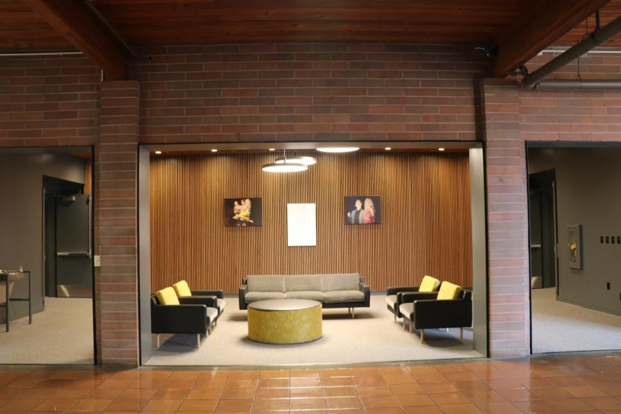 New and Improved Theater Lobby Aims to Provide 'Inviting, Light, and Usable' Space