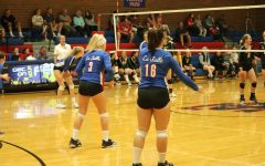 Fall Sports in Action: Volleyball