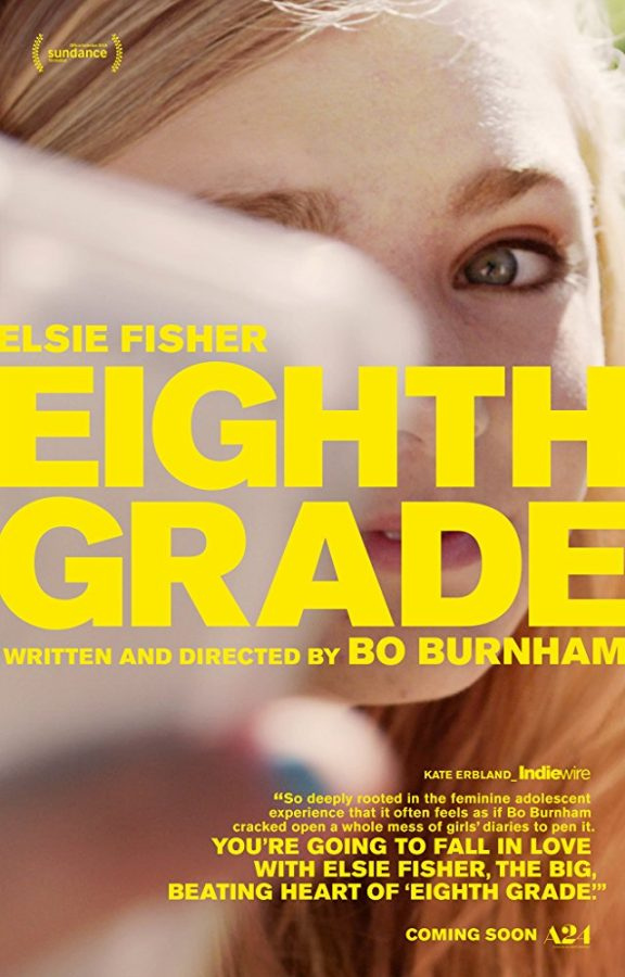 """""""Eighth Grade"""": An Eerily Accurate Flashback to Early Adolescence"""