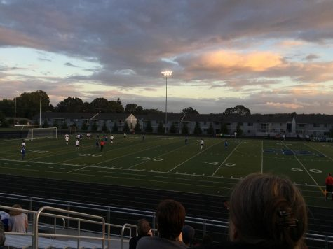 Fall Sports in Action: Girls Soccer Defeats St. Helens 2-1