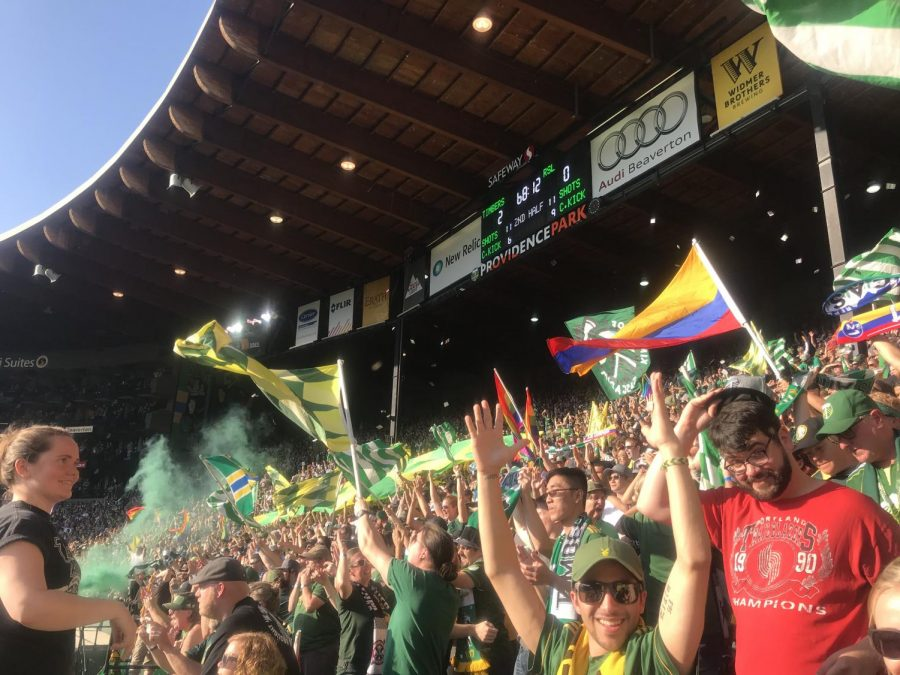 With Thrilling 3-0 Win, Portland Timbers Clinch Playoff Spot