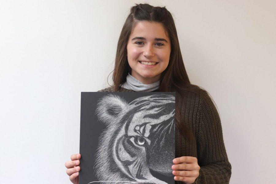 AP Studio Art Shares Their Most Recent Work