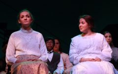 "Photo Feature: A Look Into the Fall Play, ""Our Town"""