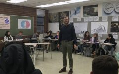 10 Things You Didn't Know About La Salle's Newest English Teacher, Mr. Greg Larson