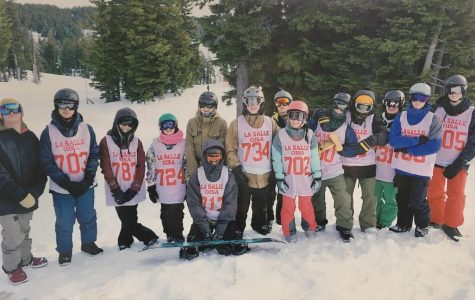 La Salle's Ski and Snowboard Teams Look for New Members as the Season Approaches