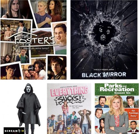 5 Netflix TV Series to Start Binge Watching