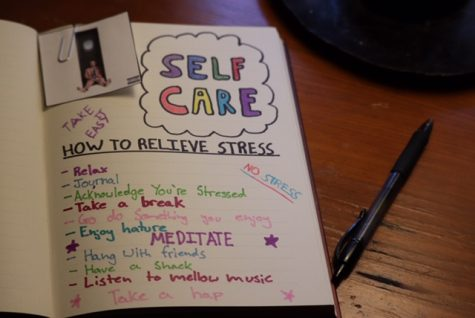 Six Self-Care Tips for Stressed Out Students