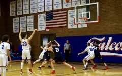 #10 Boys Basketball Team Looks To Improve Current League Record