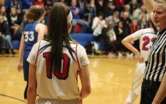 Winter Sports in Action: #5 Varsity Girls Basketball Team Defeats #12 Hillsboro