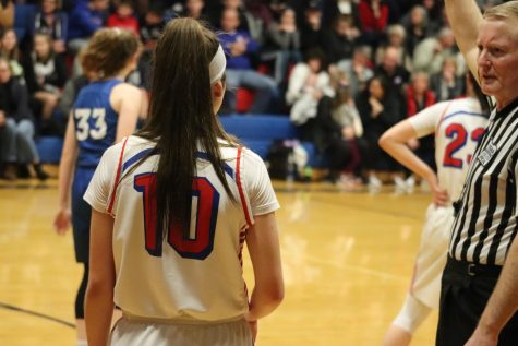 Winter Sports in Action: #5 Varsity Girls Basketball Team Defeats #12 Hillsboro