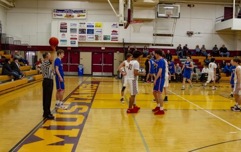 Winter Sports in Action: #8 Boys Basketball Team Takes Down #18 Milwaukie