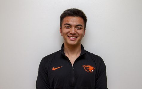 Athlete of the Week: Nico Hey