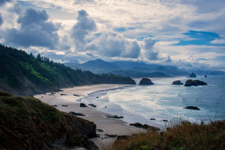 A day trip to the beach can be a quick escape from Portland.