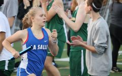 Spring Sports in Action: Track Team Competes Against Putnam and St. Helens