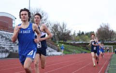 A Look Back at Last Wednesday's Track Meet Versus Wilsonville