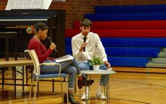 Students Share Their Personal Stories at This Week's Empathy Assembly