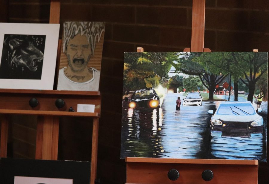Flex the Art: Photos of Arts Week at La Salle