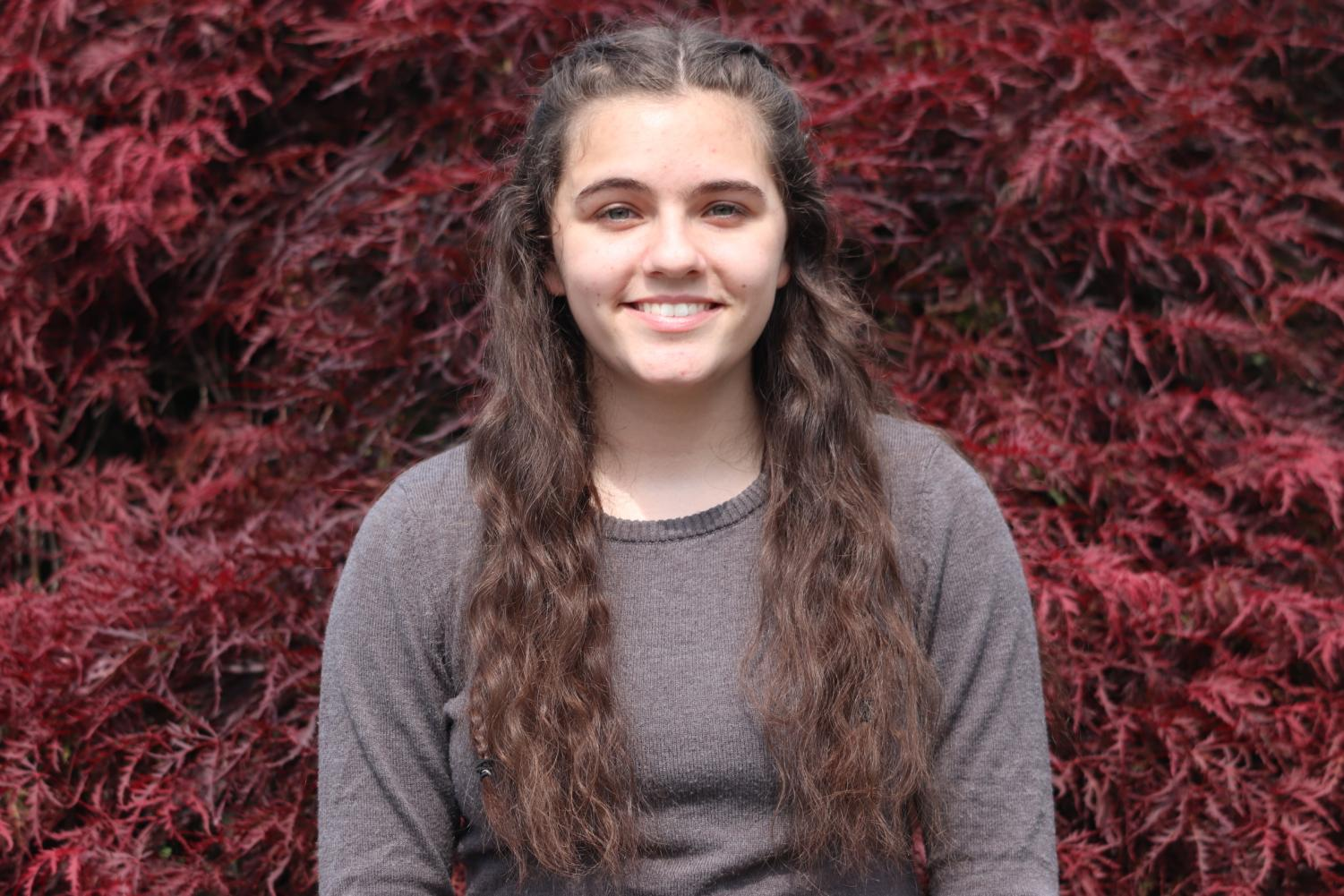 Junior Ann Marie Bottita began the Falcons for Life club at the beginning of this school year.