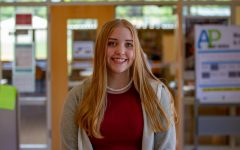 Sophomore Izzy Sprando Combines Art With Entrepreneurship Through Painting Old Shoes