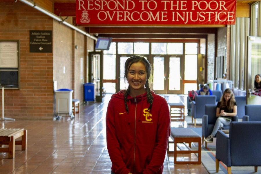 With+16+Division+1+offers+to+play+basketball%2C+Alyson+Miura+chose+the+University+of+Southern+California.