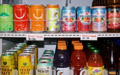Sugar Rush: A Close Look at Drinks in the Cafeteria