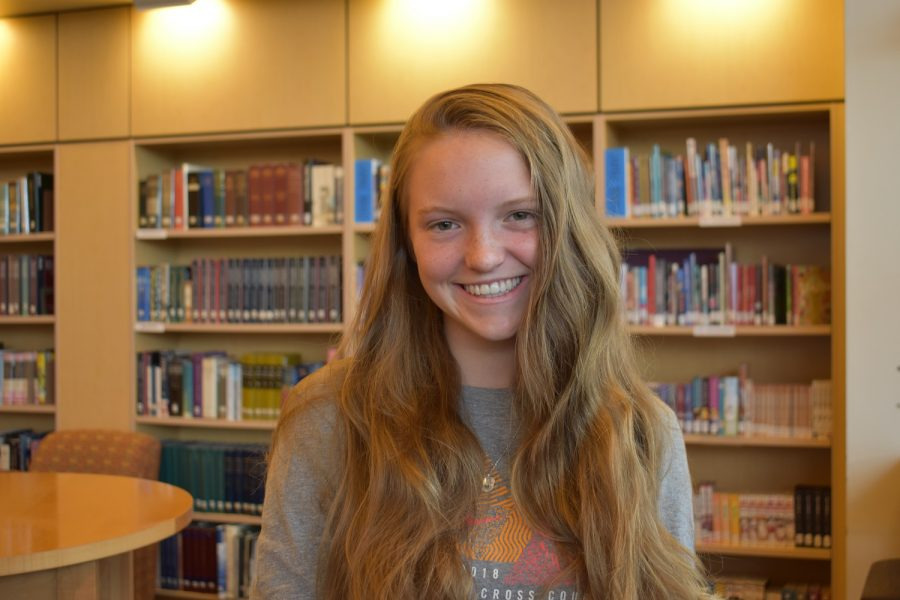 When Erin McGinnis isn't running, she loves to bake, windsurf, ski and spend time with her cats.