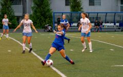 Varsity Girls Soccer Ends Tuesday's Game Against Corvallis in a 1–1 Tie