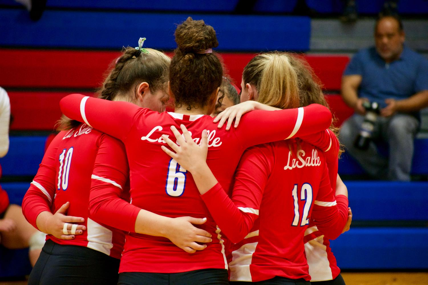 """According to the team's head coach Anna Dillard, """"when it's a struggle, embrace it, because that's how we'll get to our goals"""