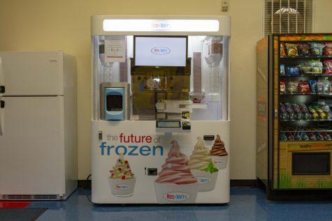 Here's the Scoop: The New Frozen Yogurt Machine