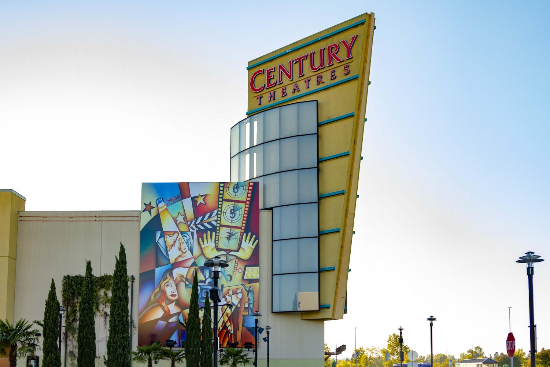 Century Theatres at Clackamas Town Center.